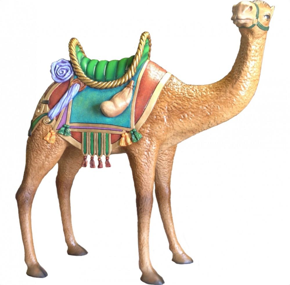 camel fiberglass sculpture
