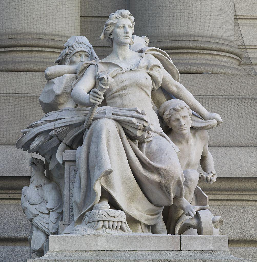 roman man statue
