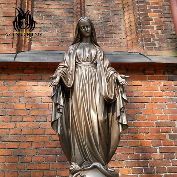 mother mary statue religious