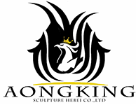 AongKing Sculpture Logo