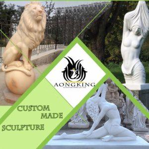 custom made sculptues