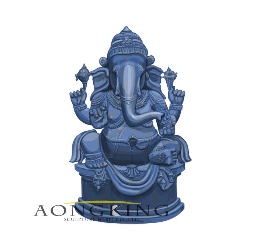 Religious indian sculpture