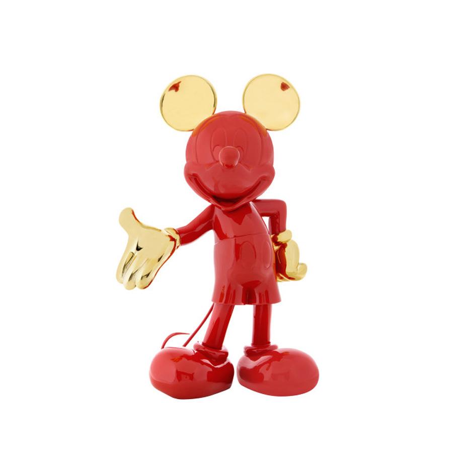 Mickey mouse fiberglass