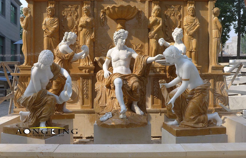 Apollo bath fountain