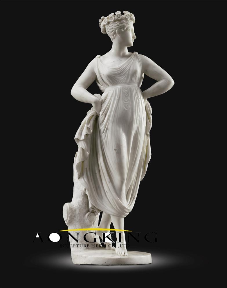 Marble art sculpture