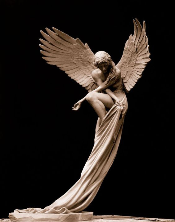 Angel by Benjamin Victor