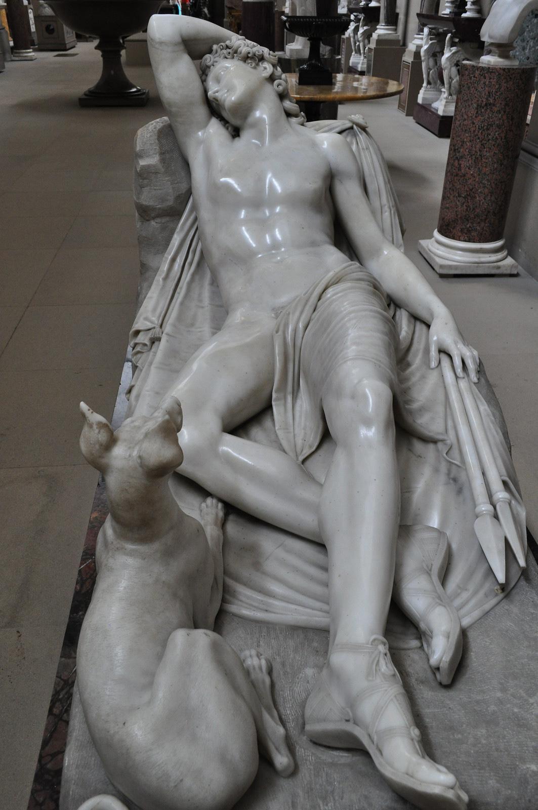 Galerie de sculpture, Chatsworth House