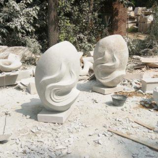 Stone statue craft