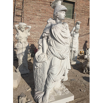 marble rome statue