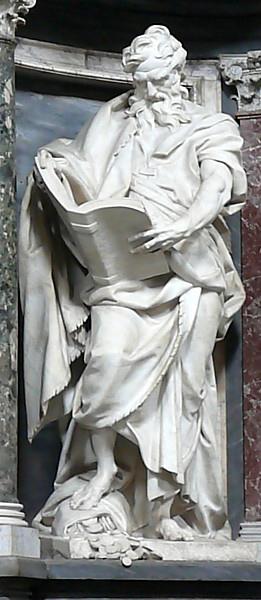 Matthew by camillo rusconi