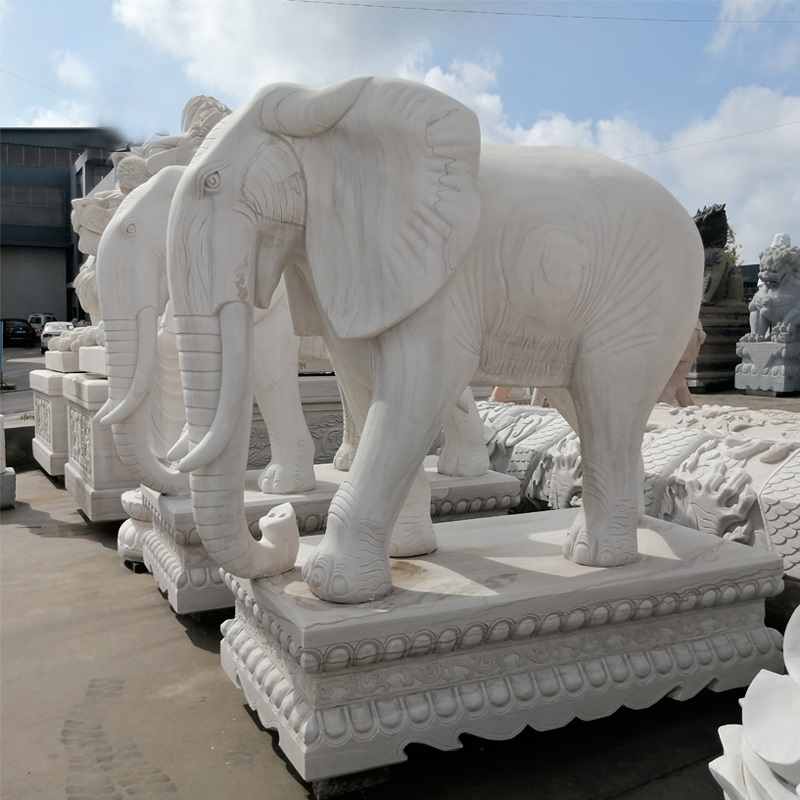 Elephant Statues For Home Decor