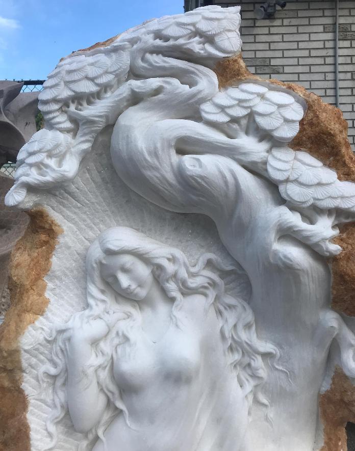 enigma statues