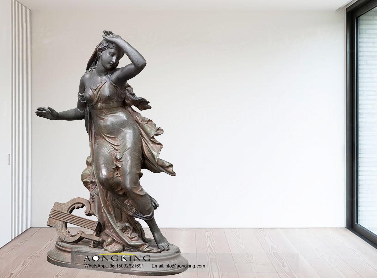 Hellenistic bronze sculpture