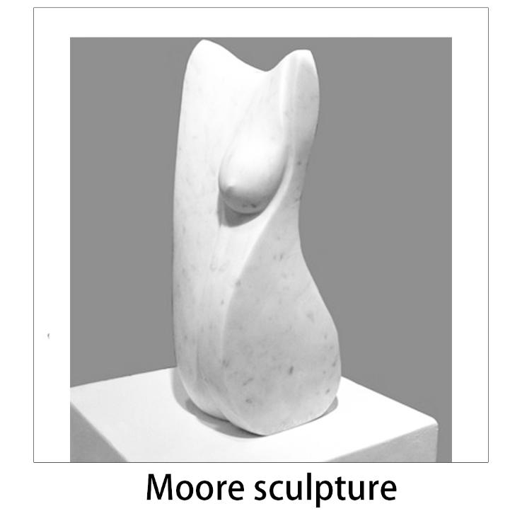 moore sculpture