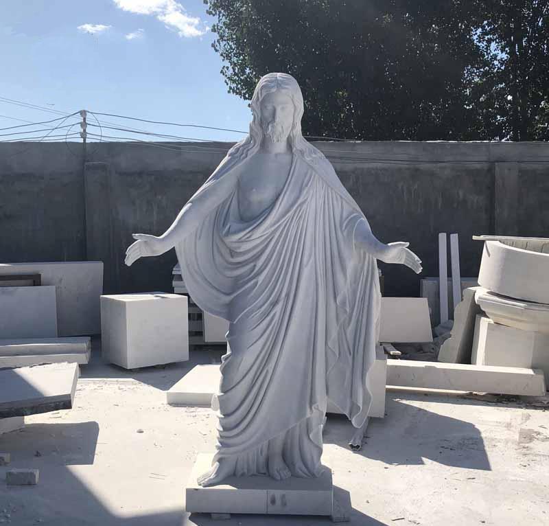 religious Jesus sculptures
