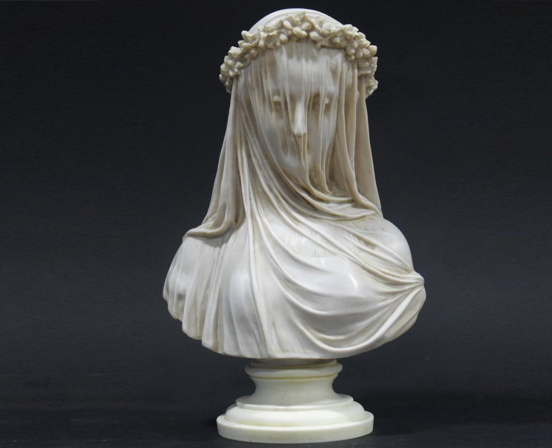 the veiled virgin