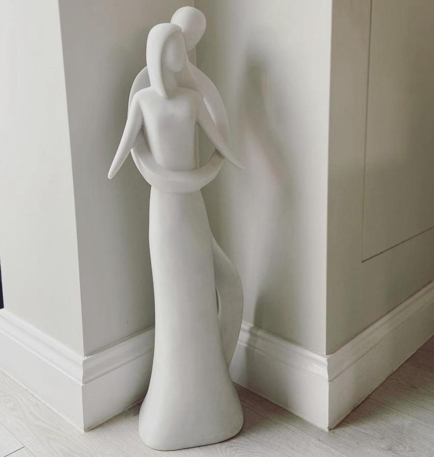 statue of Valentine's Day