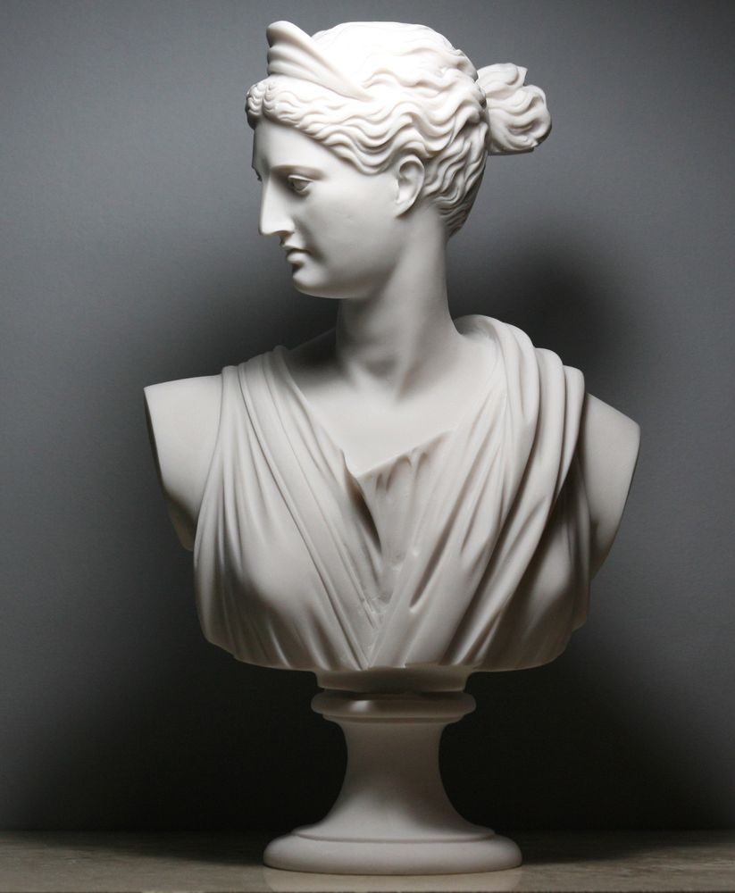 diana of versailles bust
