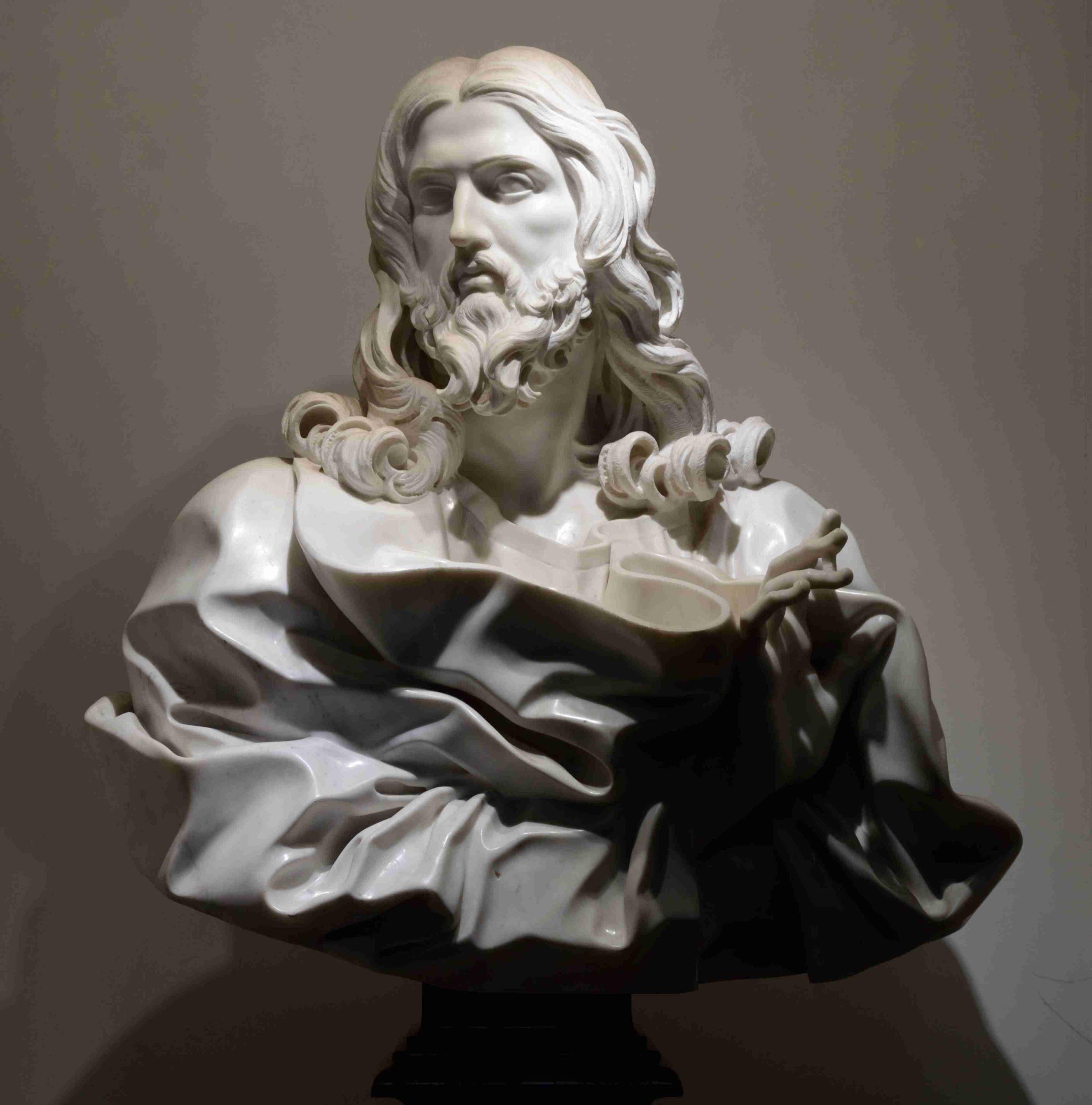 jesus christ Gian Lorenzo Bernini