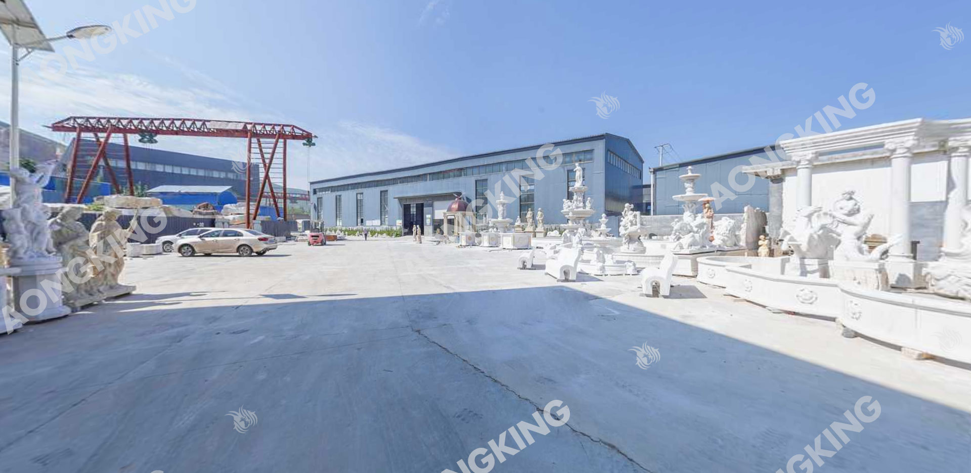 Aongking factory