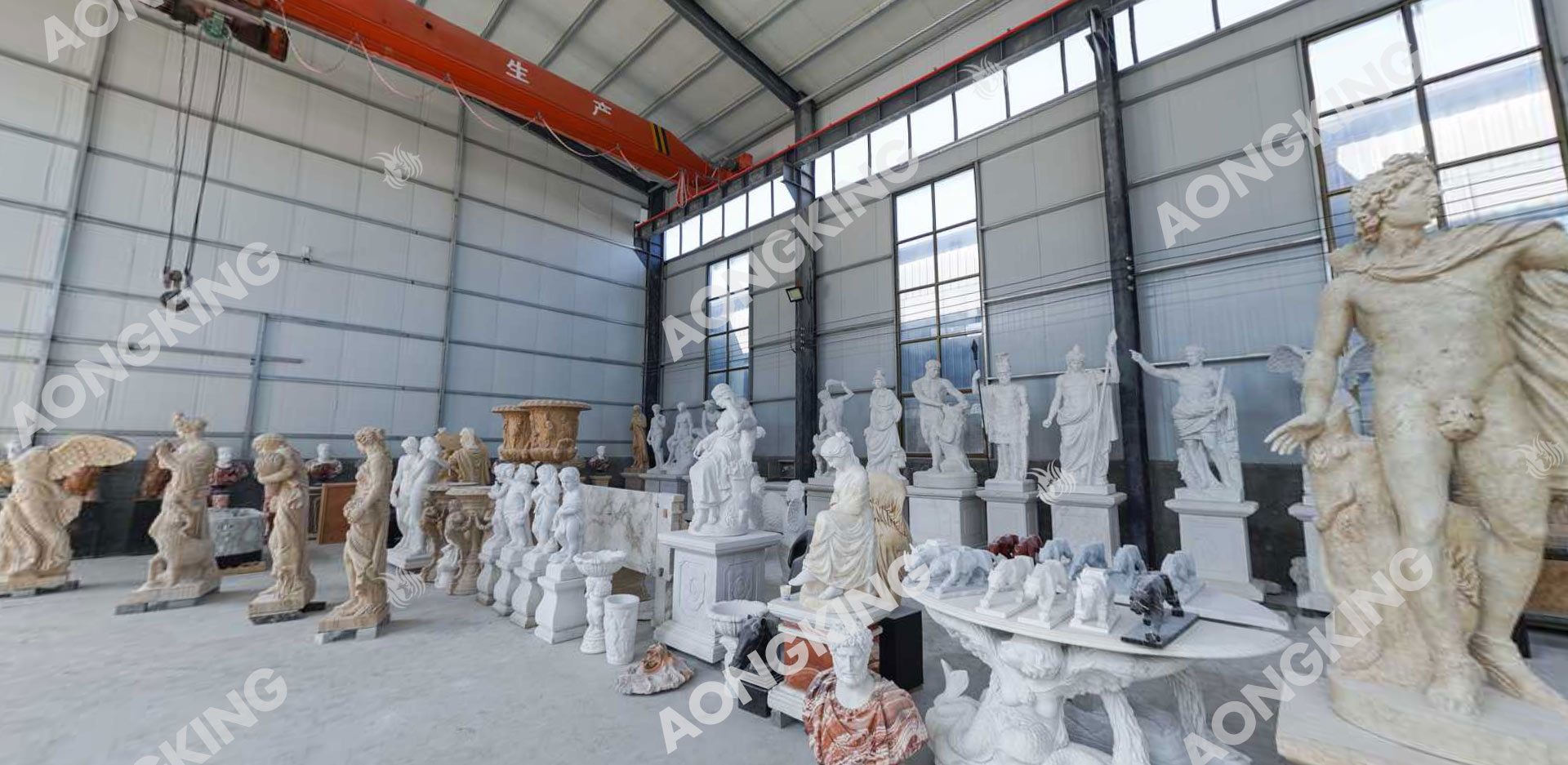 Stone Sculpture Exhibition Hall II