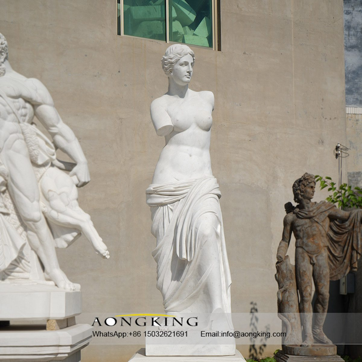 best marble statues