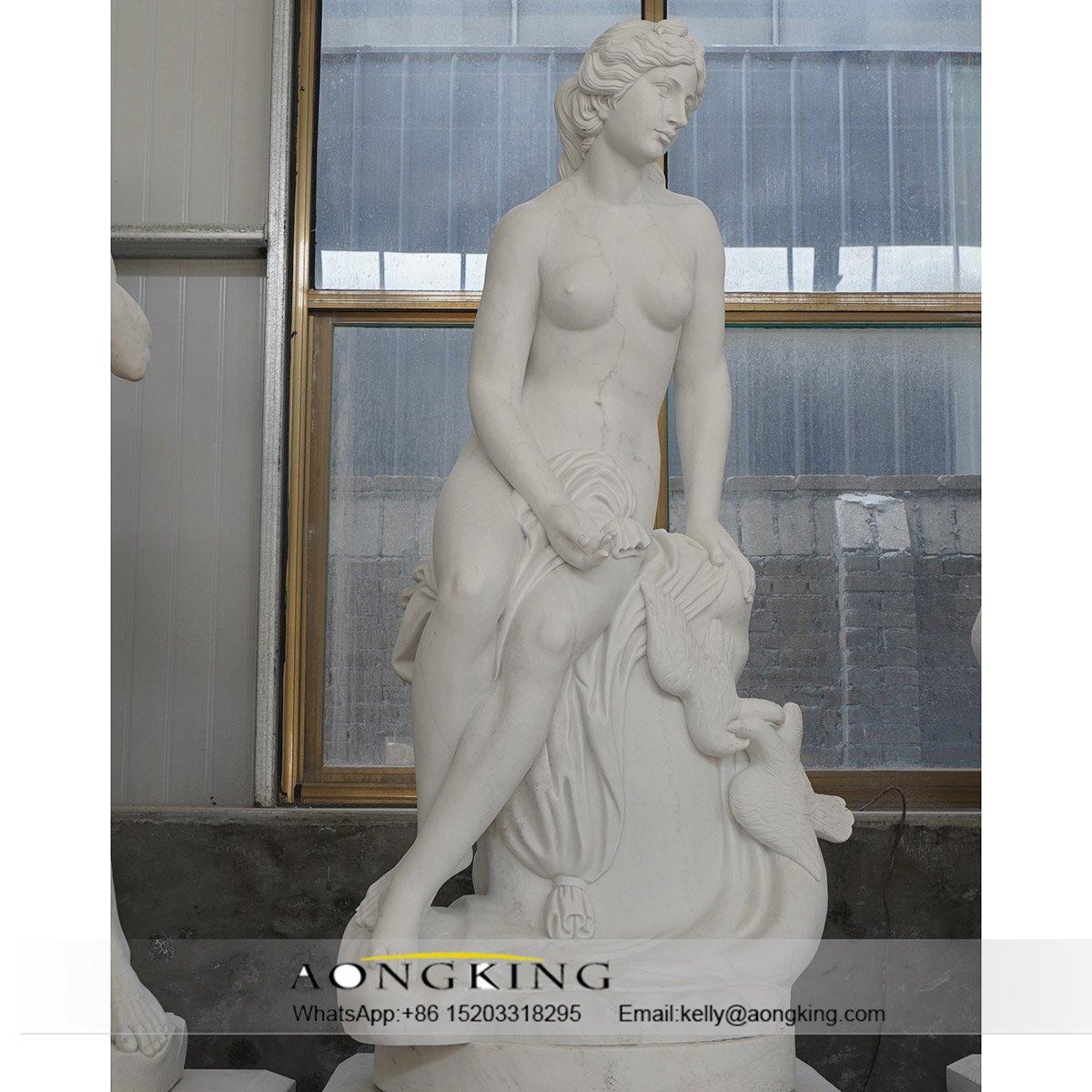 custom stone statues