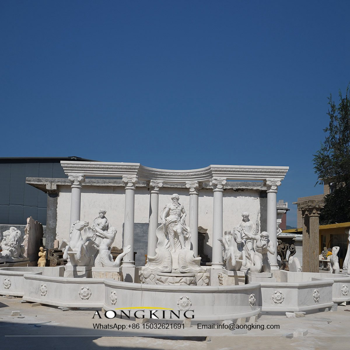 large outdoor sculptures for sale