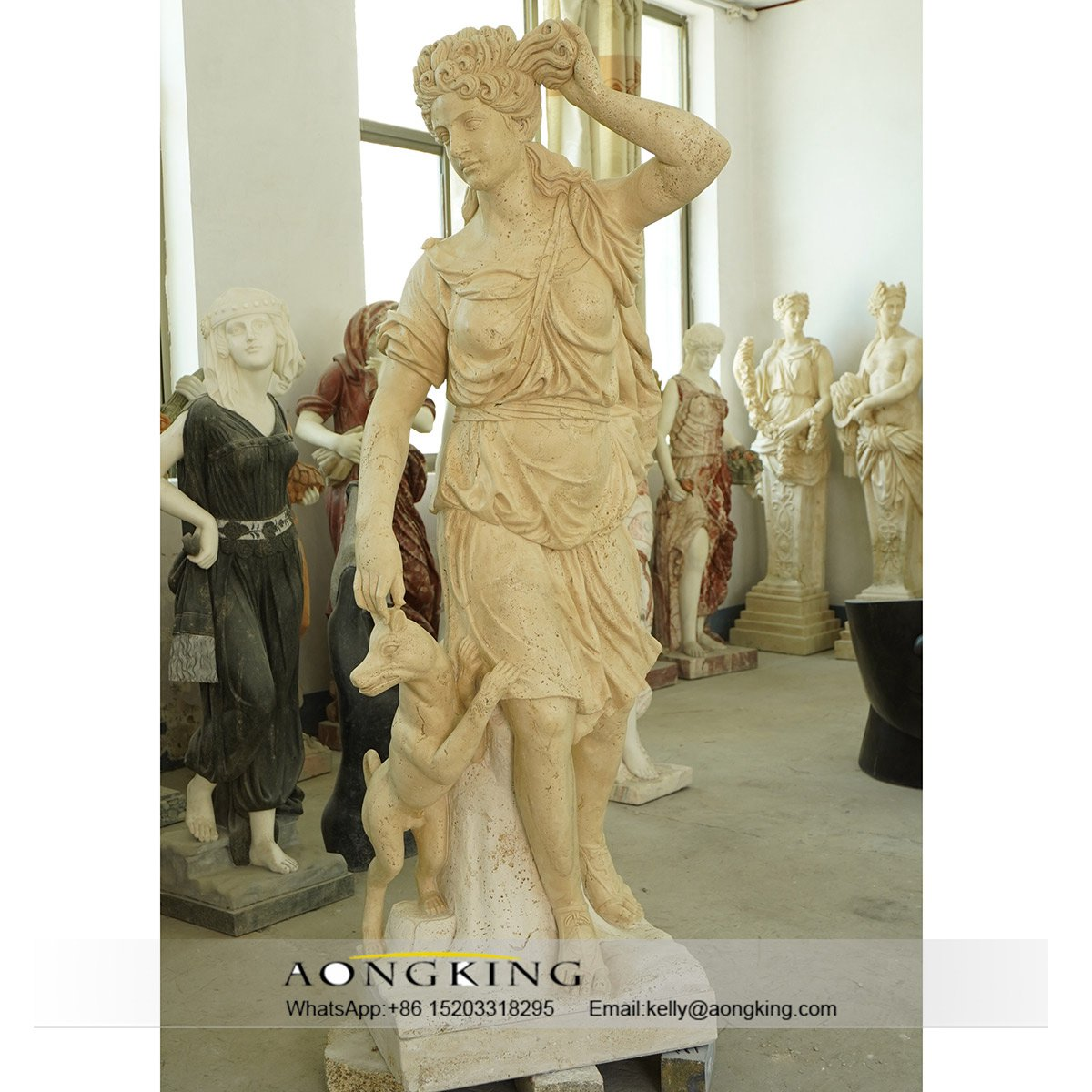 life size greek statues for sale