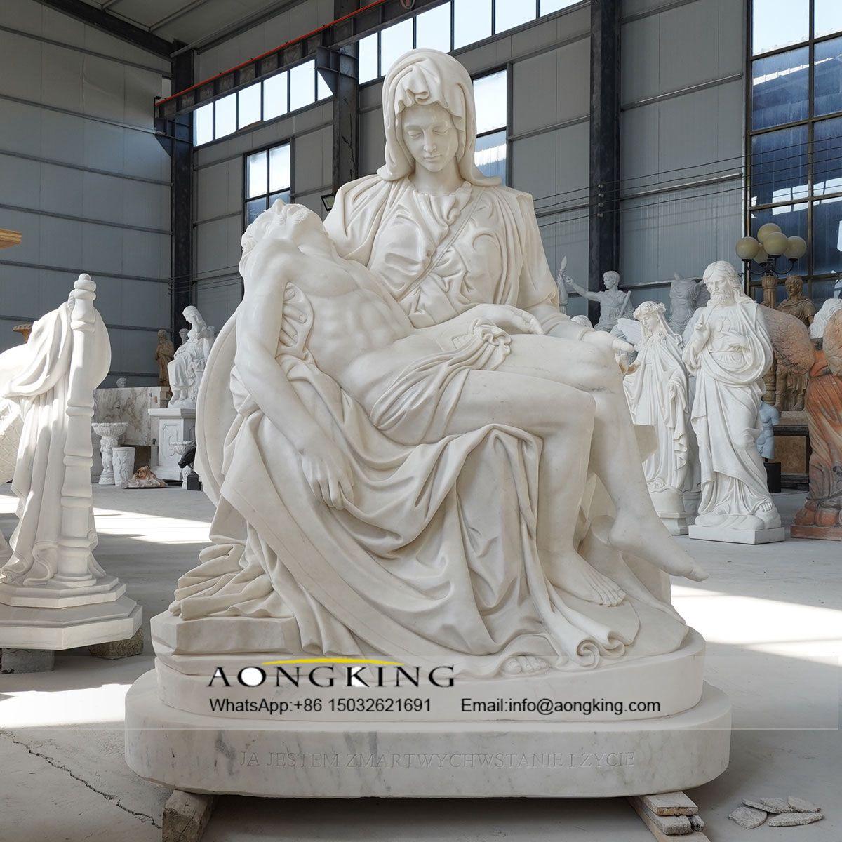 marble michelangelo