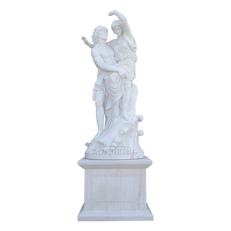 modern marble sculpture (2)
