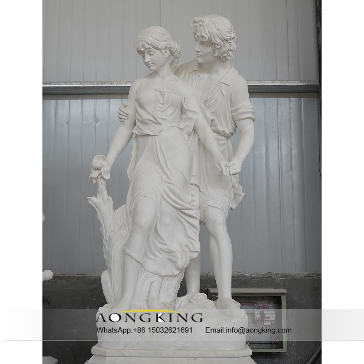 modern outdoor statues