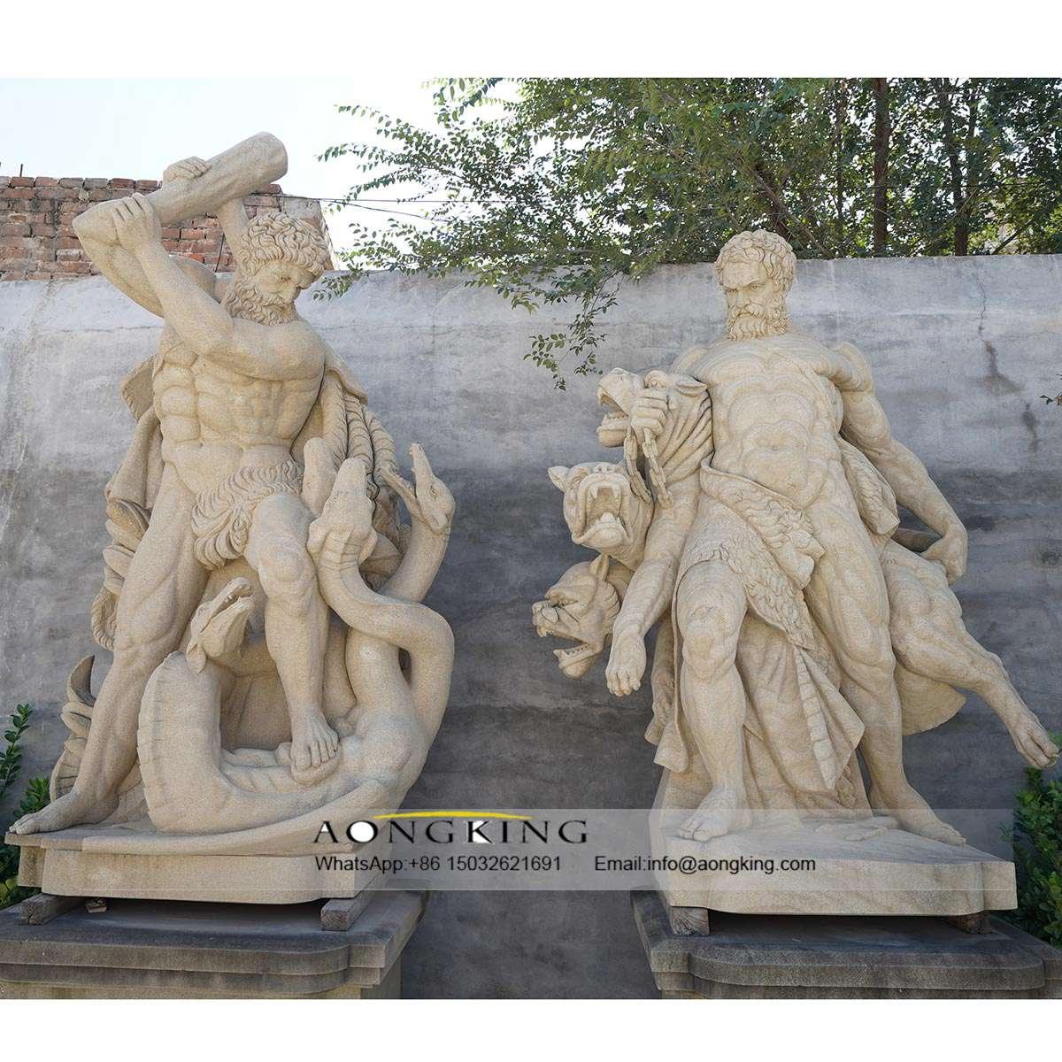 yard hercules marble