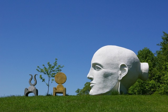 abstract sculptures for sale