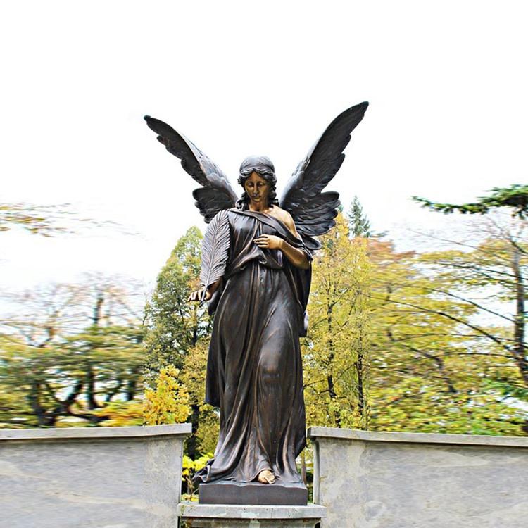 life size angel statue (1)