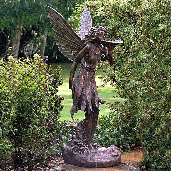 life size angel statue (3)